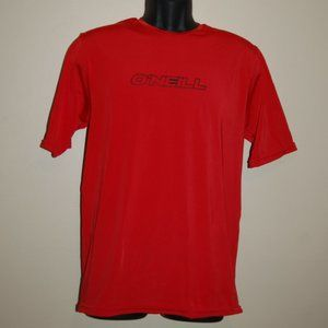 O'Neill 50+ UV Protective Red Tee